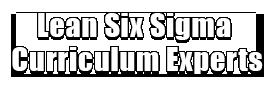 Lean Six Sigma Curriculum Experts Logo